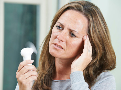 מה הקשר בין נקיונות פסח לאתגרי גיל המעבר?