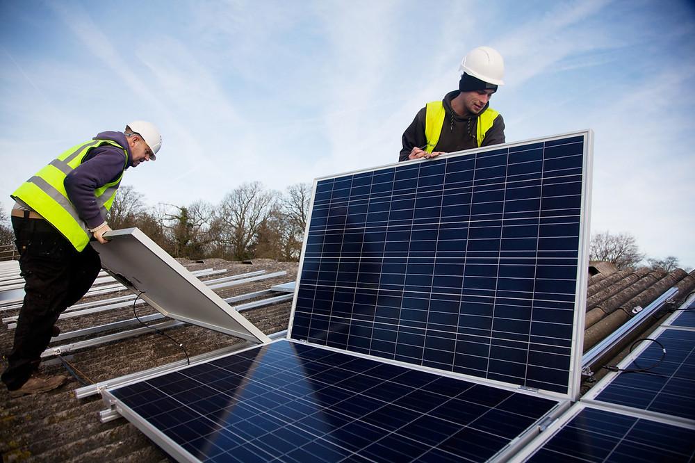 Energia Solar Fotovoltáica