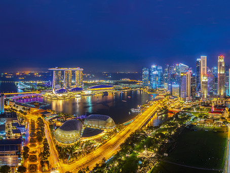 Singapura é a cidade mais inteligente do mundo de acordo com o Índice IMD Smart Cities