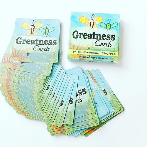 Greatness Cards
