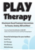 Play Therapy: Attachment-based inteventi