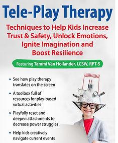 PESI Tele-Play Therapy