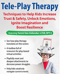 PESI Tele-Play Therapy