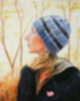 Amanda in Autumn 4-07 Oil 0001.JPG