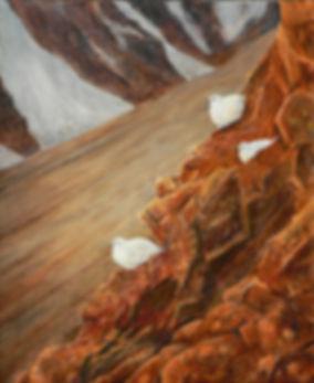 White Rocks on Red Mt. Oil.JPG