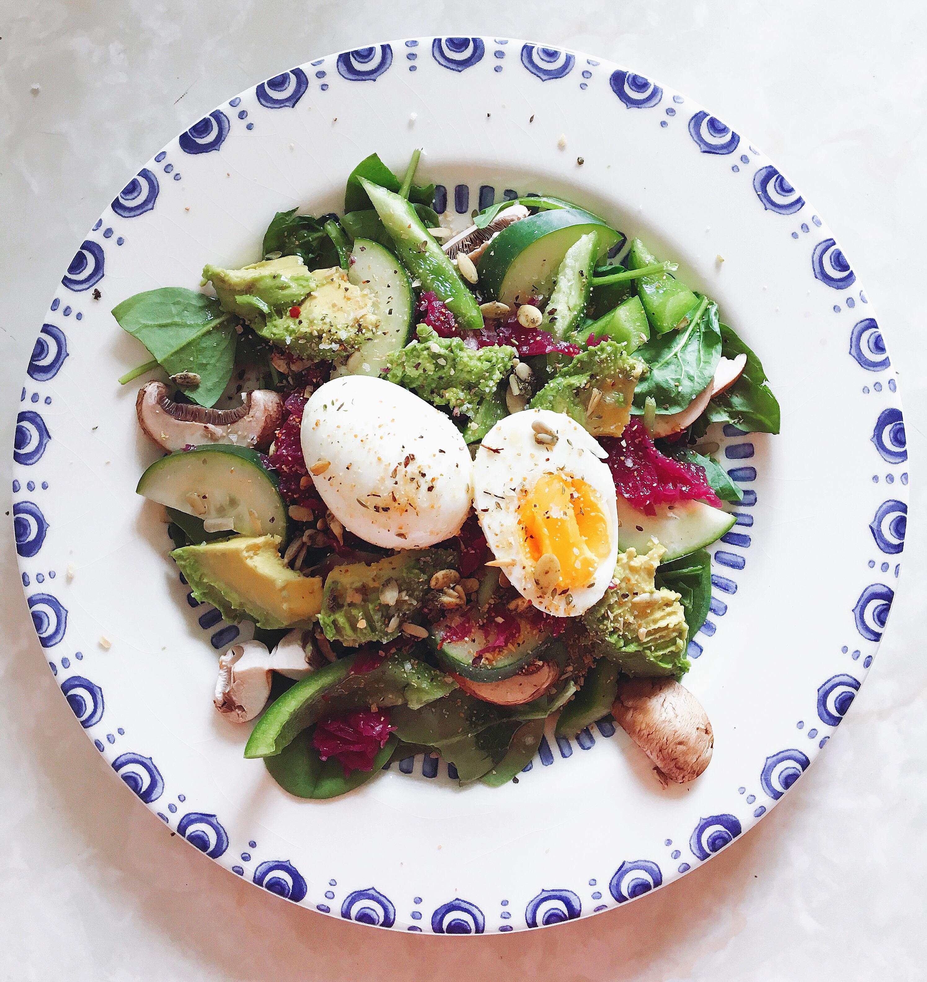 salad magic