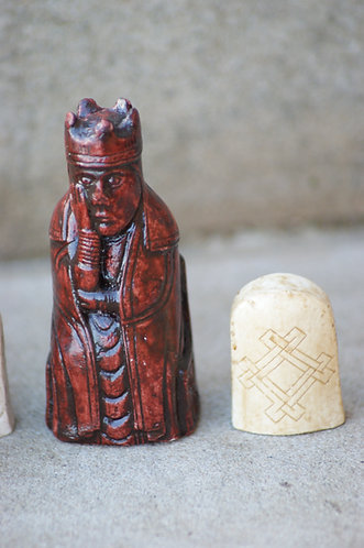 Chessmen Pieces