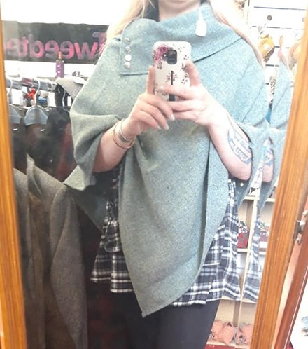 Harris Tweed Wrap