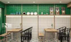 Inthenorth design Chinese Restaurant des