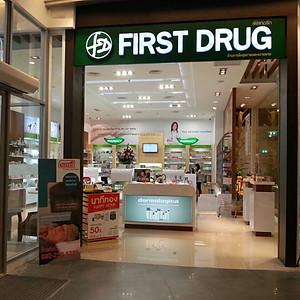 First Drug