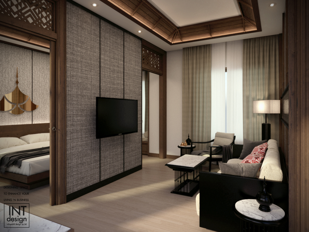 Inthenorth design x Hotel room design 3