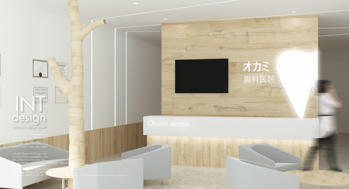Dental clinic by Inthenorth Design 03