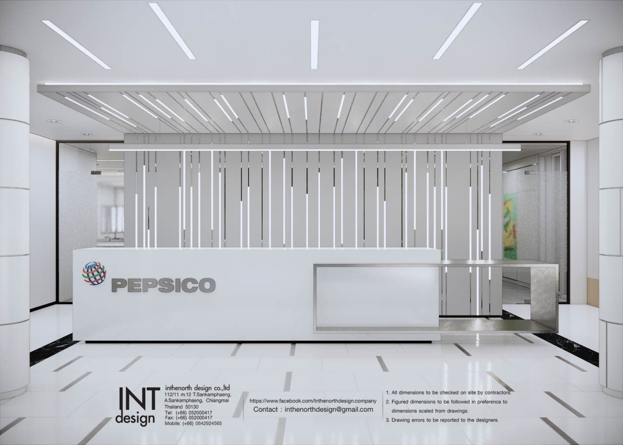 Inthenorth Design x Pepsico counter