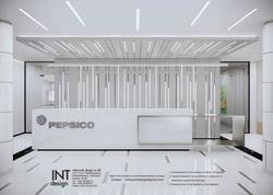 Inthenorth Design x Pepsico counter