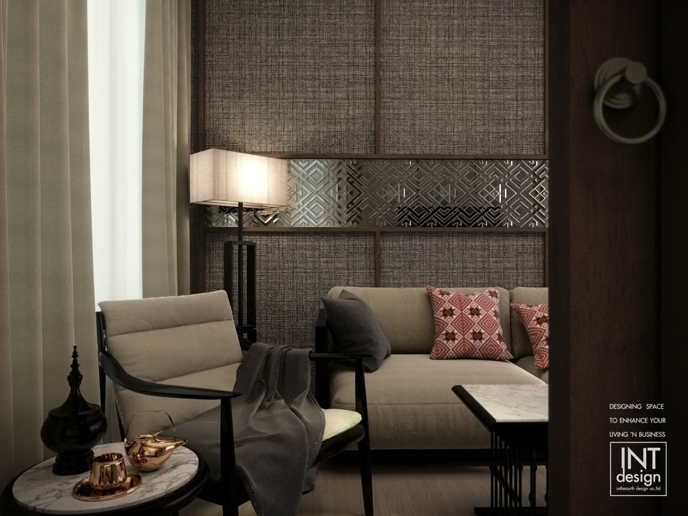 Inthenorth design x Hotel room design 2