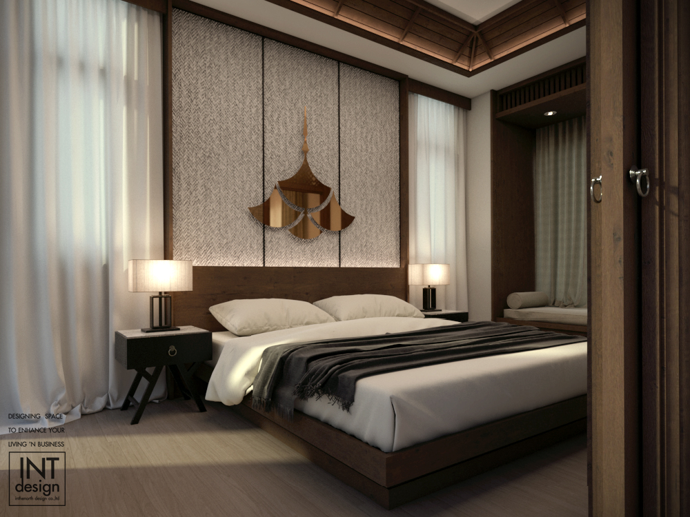 Inthenorth design x Hotel room design 1