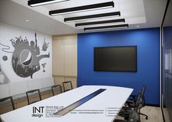 Inthenorth Design x Pepsico meeting room