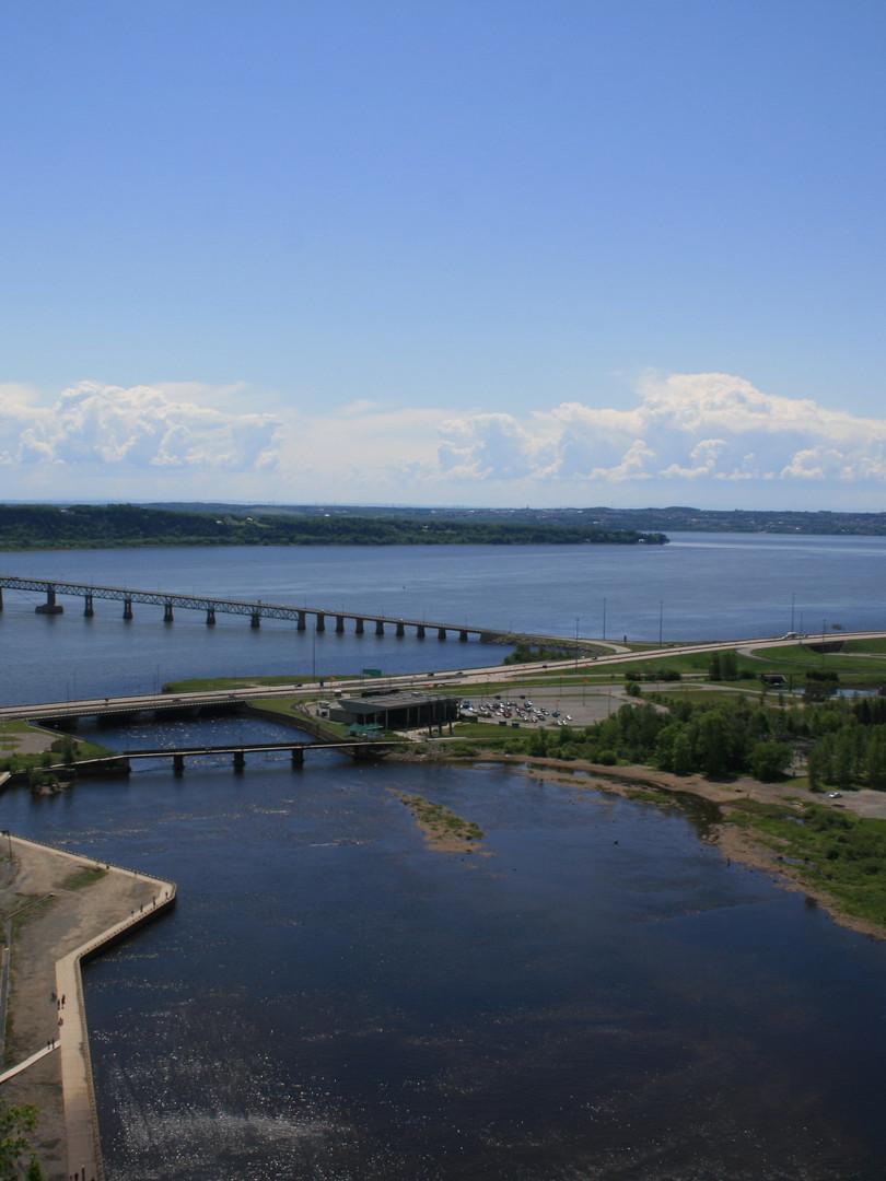Rivière et fleuve