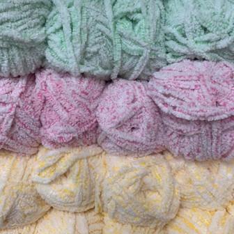 James-Brett-baby-velvet-wool-yarn-green-pink-yellow-white.jpg
