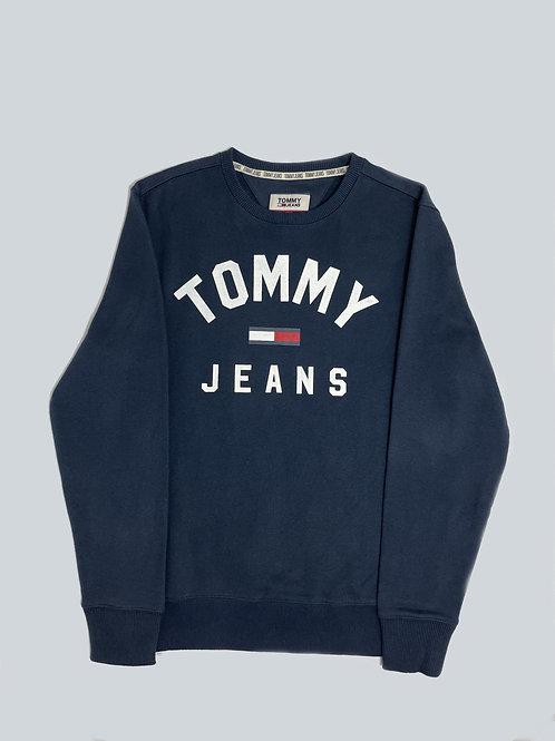 Tommy Hilfiger Jeans Navy Sweatshirt