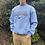 Thumbnail: Nike Vintage 90's  Baby Blue Spellout Sweatshirt