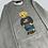 Thumbnail: Ralph Lauren USA Polo Bear Grey Sweatshirt