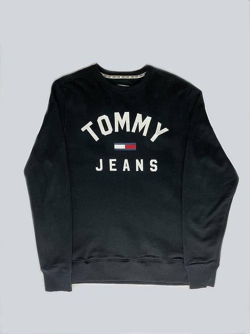 Tommy Hilfiger Jeans Black Sweatshirt