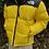 Thumbnail: North Face Nuptse 700 Yellow Puffer Jacket