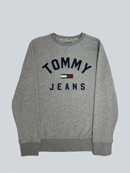 Tommy Hilfiger Jeans Grey Sweatshirt