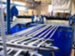 Оборудование для производств стеклопластиковой арматуры.