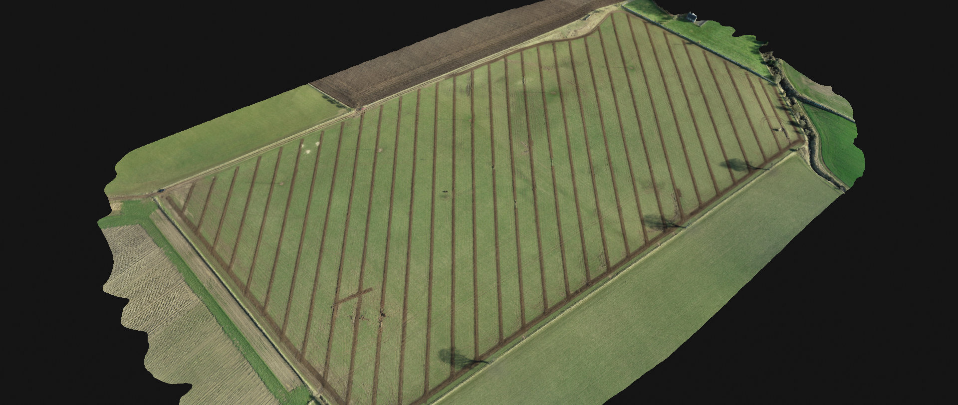 RTK Precision Aerial Mapping (2D & 3D)
