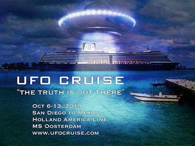 Chariots of the Gods UFO Cruise