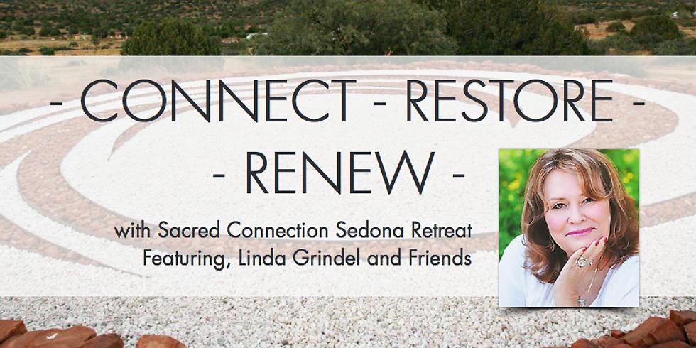 Sacred Connection Sedona Retreat - June 4-6 Session