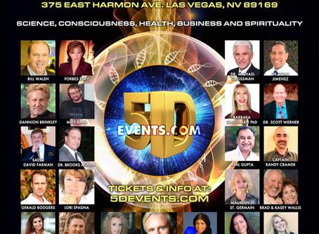 5D Event's International Symposium of Quantum Consciousness and Healing