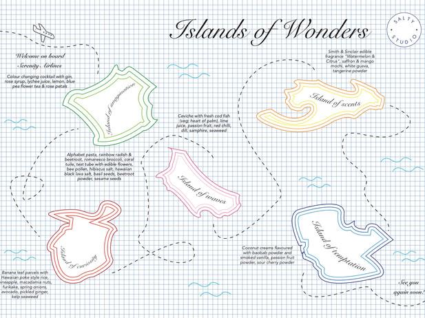 Islands of Wonders