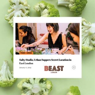 Beast Mag article