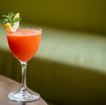 Silly Rabbit Carrot Cocktail
