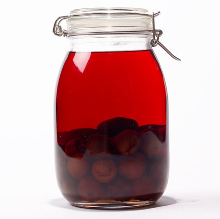 How to Preserve Plums by Making Plum Wine