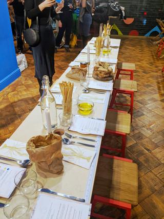 Table Talks 13th Jan