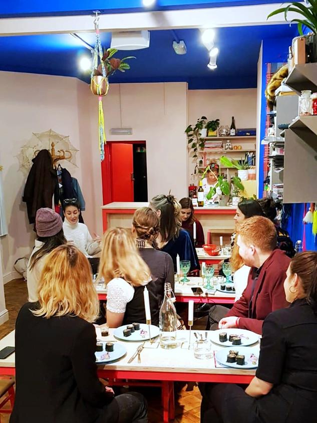 Table Talks on Small Businesses IRL
