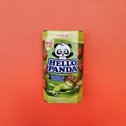 Hello Panda - Matcha