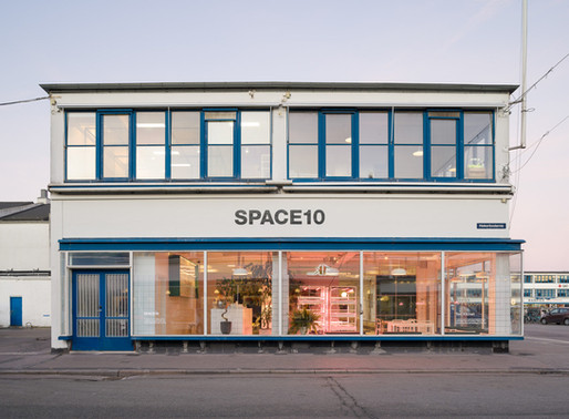 Culturally: Space10, the IKEA supported innovative design and research lab in Copenhagen