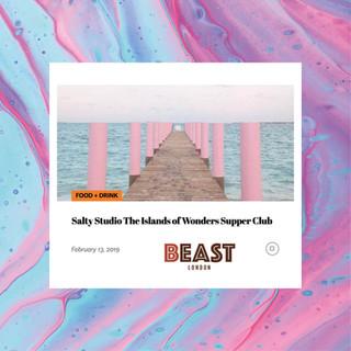 Beast Mag - Islands of Wonders