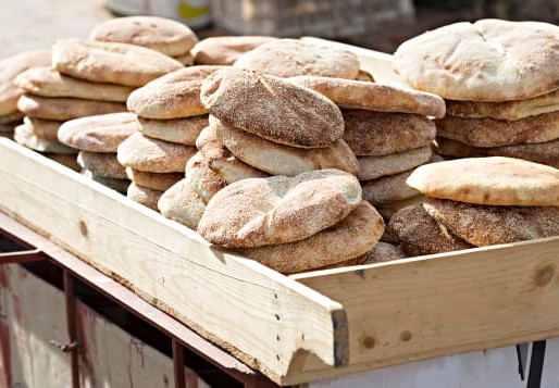 streetfood today / bread