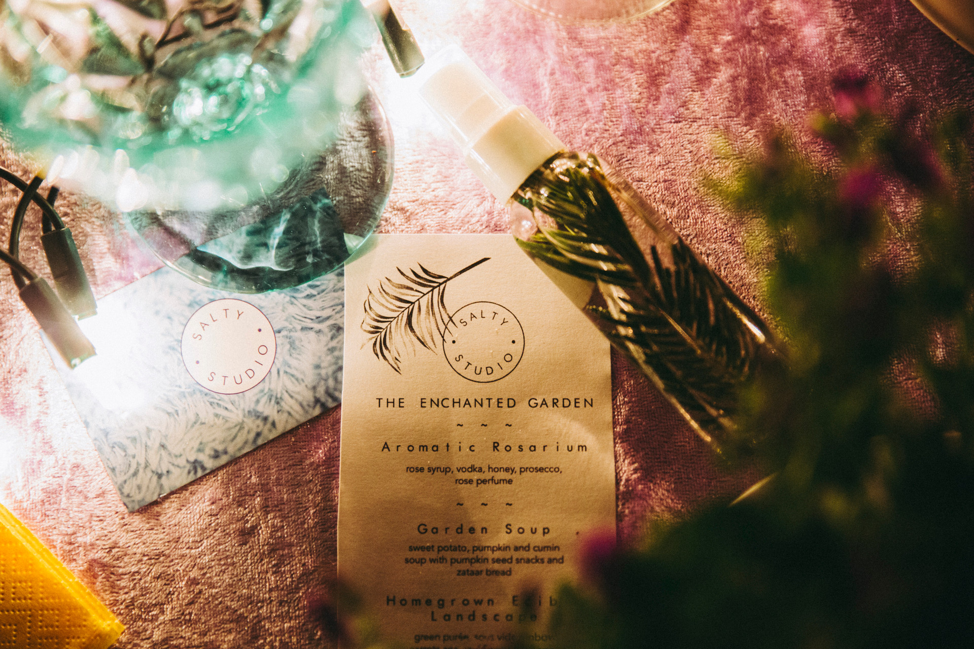 The Enchanted Garden 02/12/2018 © Connie Campbell