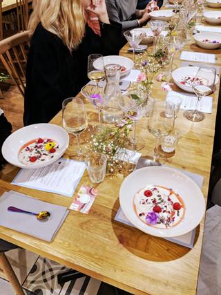 Table Talks 30th October