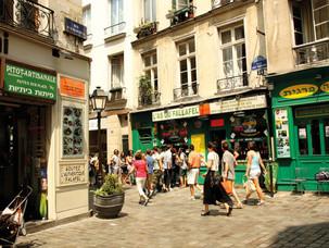 Secret Urban Suppers - le Marais, Paris