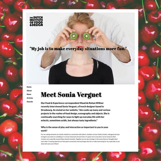 The DIFD - Sonia Verguet