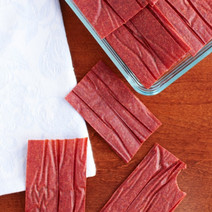 Wild Plum Fruit Leather