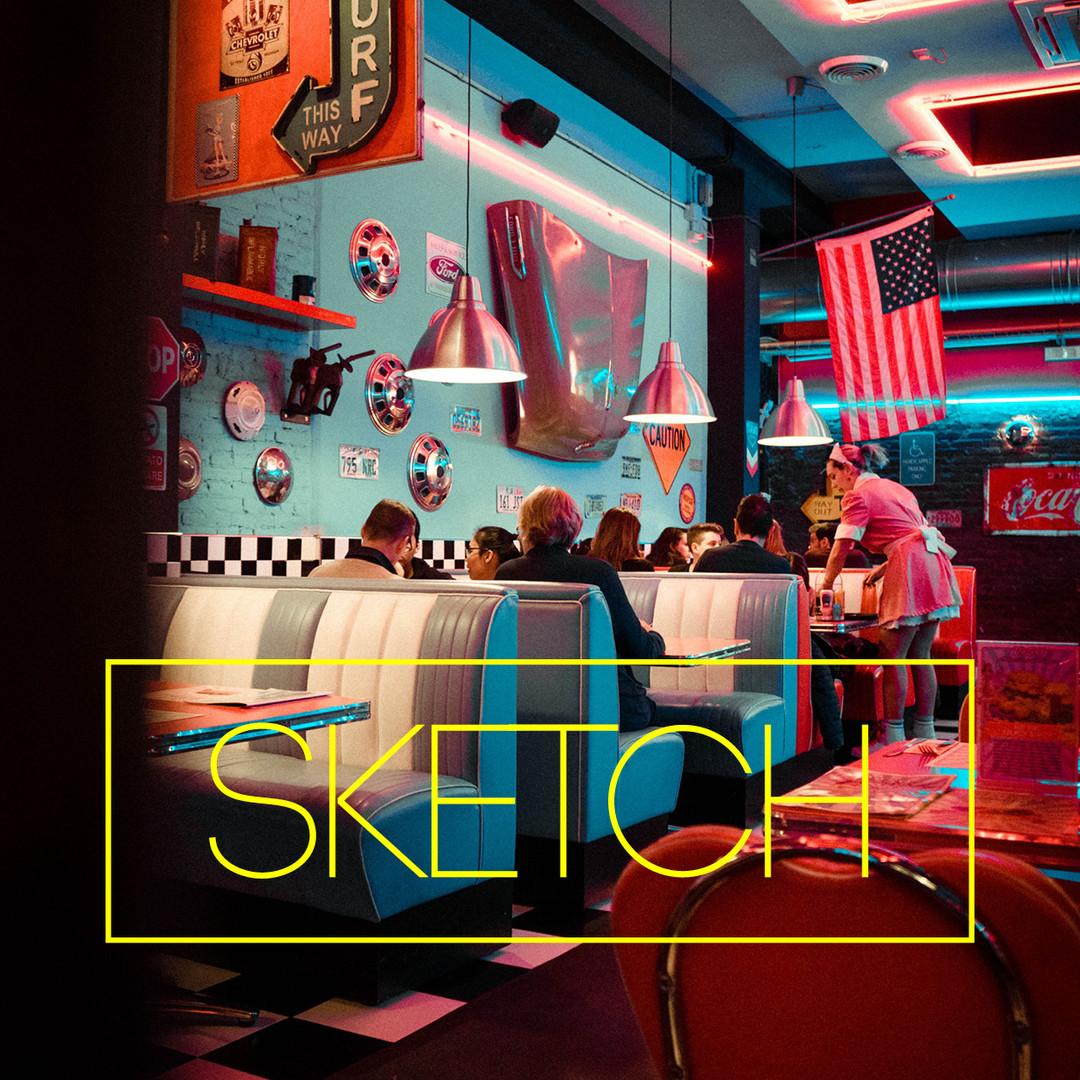 Salty Studio / Sketch